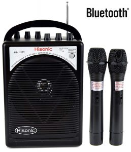 Top 5 best Bluetooth microphones and speaker set in 2019 review 7