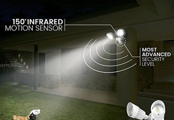 Top 5 best exterior motion sensor lights in 2020 review