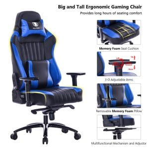 Top 5 best gaming chair for big guys in 2019 review 1