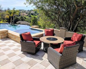 Top 5 best fire table patio set in 2019 review 7