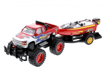 Top 5 best toy trucks and trailers for kids in 2019 review