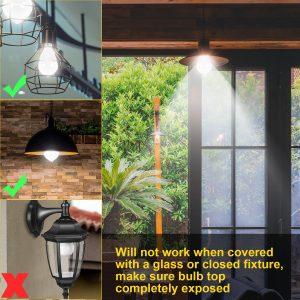 Top 5 best motion sensor garage light in 2019 review 7