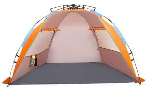 Top 5 best large beach shelter tent in 2019 review 1