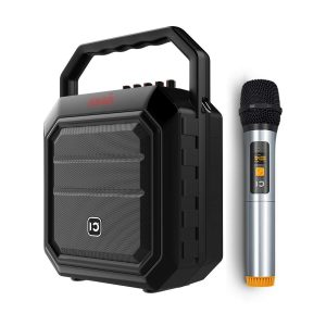 Top 5 best Bluetooth microphones and speaker set in 2019 review 3