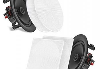 Top 5 best in ceiling speakers in 2020 review