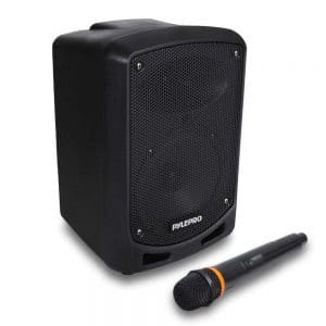 Top 5 best Bluetooth microphones and speaker set in 2019 review 1