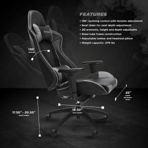 Top 10 Best Respawn Gaming Chairs In 2021 Review 27