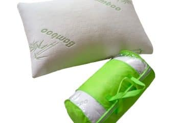 Top 5 Best Original Bamboo Pillow In 2020 Review