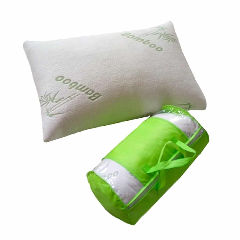 Top 5 Best Original Bamboo Pillow In 2019 Review
