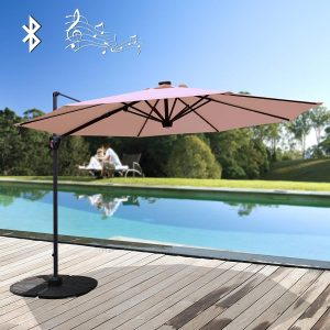 Top 5 Best Patio Umbrellas For Rain In 2020 Review 5