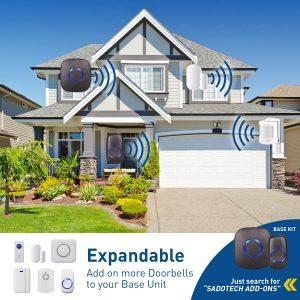 Top 5 Best Cordless Doorbells for Long Range In 2019 Reviews 7
