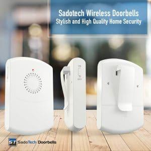 Top 5 Best Cordless Doorbells for Long Range In 2019 Reviews 5