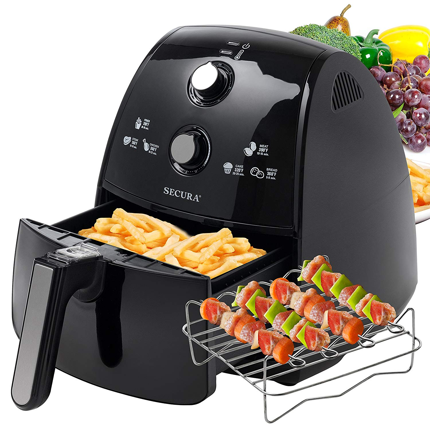 Top 5 Best Air Fryer For Family Of 4 In 2019 Review