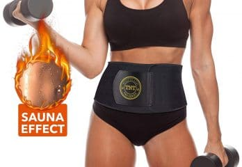 Top 5 Best Waist Trainer For Lower Belly Fat In 2019 Review