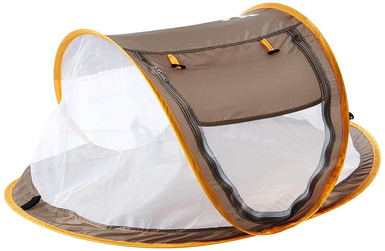 2 Pegs kilofly Instant Pop Up Portable UPF 35 Sleeping Pad Baby Travel Bed