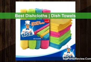 Top 10 Best Dishcloths | Dish Towels – Latest Update