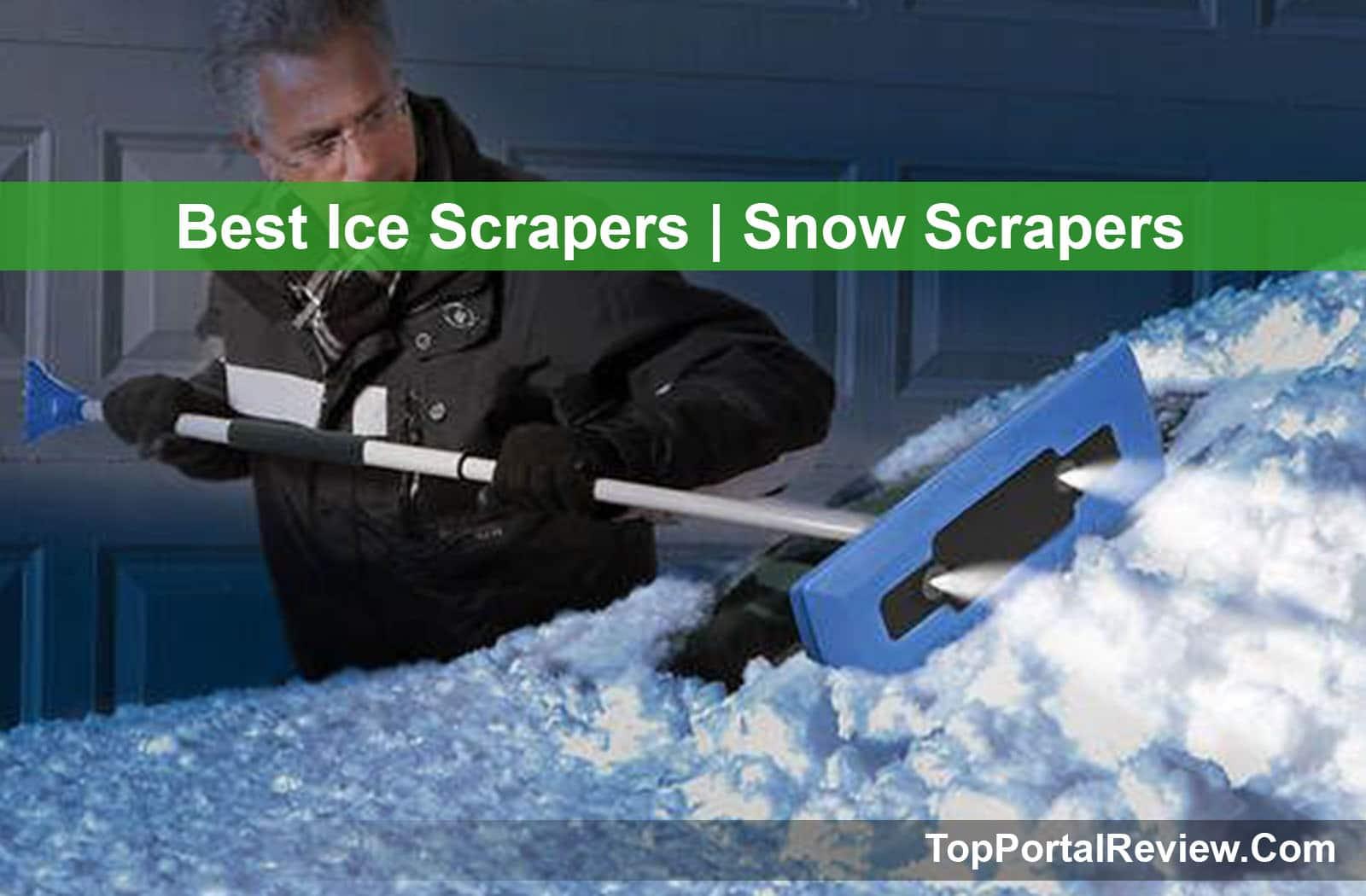 Top 10 Best Ice Scrapers Snow Scrapers 2019 Reviews