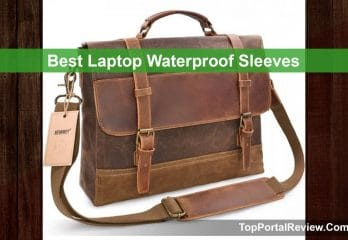 Top 10 Best Laptop Waterproof Sleeves 2020 Reviews