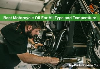 Top 10 Best Motorcycle Oil For All Type And Temperature