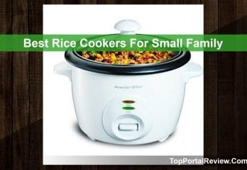 Top 10 Best Rice Cookers For Small Family In 2019 Reviews