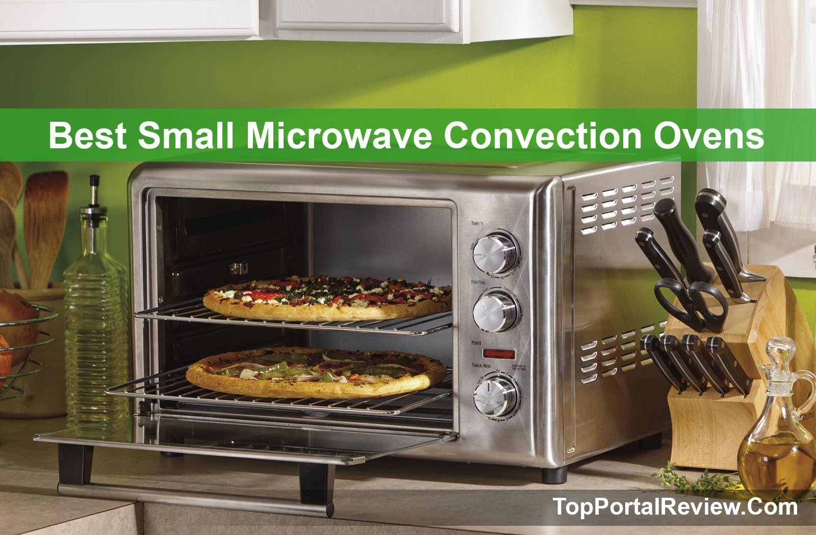 Top 10 Best Small Microwave Convection Ovens In 2019 Reviews