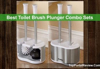 Top 5 Best Toilet Brush Plunger Combo Sets In 2020 Reviews