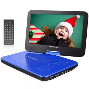 Top 5 Best Portable DVD Player For Airplane Travel And Kids 6