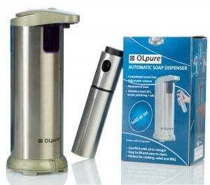Top 5 Best Motion Sensor Soap Dispensers In 2020 Reviews 7