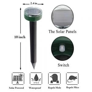 Top 5 Best Solar Powered Mosquito Repellents In 2019 Reviews 1