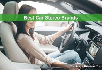 Top 5 Best Car Stereo Brands In 2020 Review