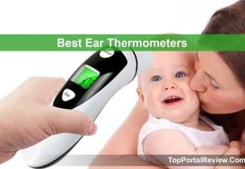 Top 5 Best Ear Thermometers in 2020 Reviews