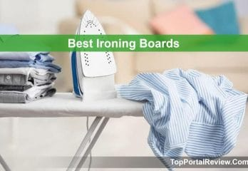 Top 5 Best Ironing Boards in 2019 Review