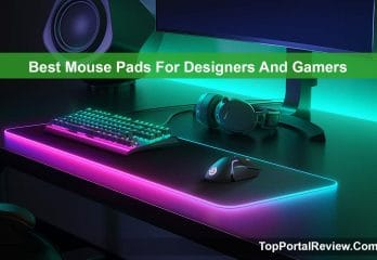 Top 5 Best Mouse Pads For Designers And Gamers In 2020 Review