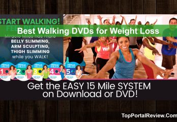 Top 5 Best Walking DVDs for Weight Loss in 2019 Review