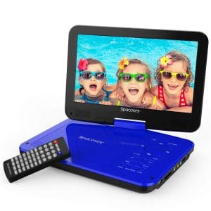 Top 5 Best Portable DVD Player For Airplane Travel And Kids 8