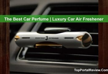 The Best Car Perfume | Luxury Car Air Freshener