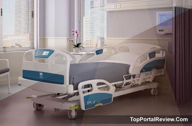 Top 10 best hospital beds in 2019 review 1