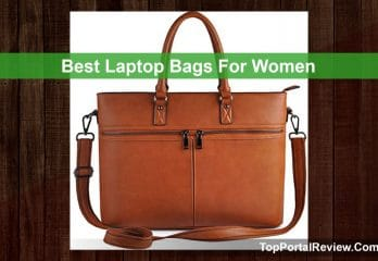 Top 10 Best Stylish Laptop Backpacks For Ladies Review