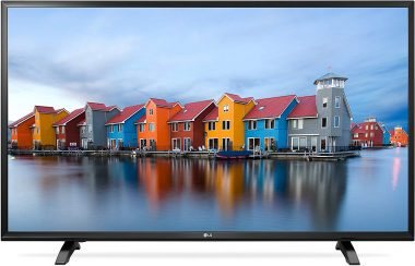 LG 32LH500B 32-Inch 720p LED TV (2016 Model)