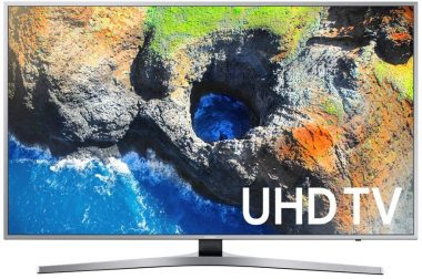 Samsung Electronics UN65MU7000 65-Inch 4K Ultra HD Smart LED TV (2017 Model)
