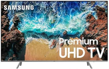 Samsung UN82NU8000FXZA Flat 82 4K UHD 8 Series Smart LED TV (2018)