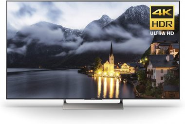 Sony XBR49X900E-Series 49-Class HDR UHD Smart LED TV