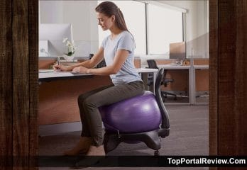 Top 10 Best Balance Ball Chairs For Tall Person In 2020 Review