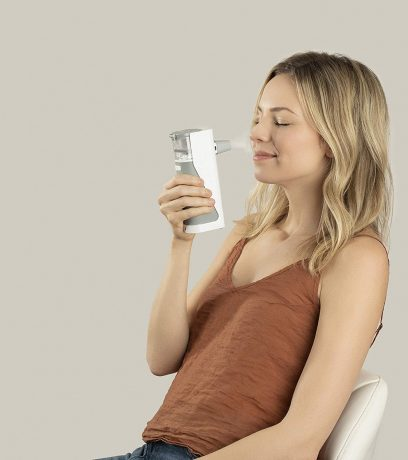 AVYA Portable Steam Inhaler, Sinus Rinse Therapy System