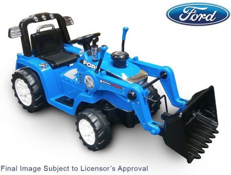 Beyond Infinity - Ford Children's Ride On Tractor