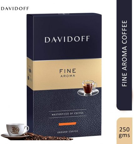 Davidoff Cafe Fine Aroma Ground Coffee