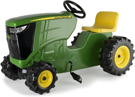 John Deere Pedal Tractor, Ride on Tractor Toy