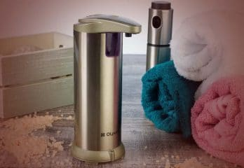 Top 5 Best Motion Sensor Soap Dispensers In 2020 Reviews